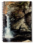 Woodland Falls Spiral Notebook