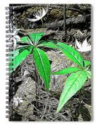 Woodland Flowers Spiral Notebook