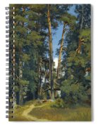 Woodland Grove Spiral Notebook