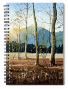 Woodland Sunset Spiral Notebook