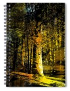 Woodland Tapestry Spiral Notebook