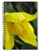Woodland Tulip Spiral Notebook