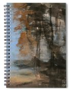 Woodlands At The Lake Spiral Notebook