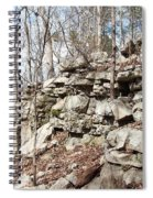 Woods Of Lake Guntersville Spiral Notebook