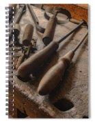 Woodsmith Tools Hermann Farm Mo_dsc2772_16 Spiral Notebook