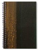 Woodsy Spiral Notebook
