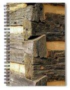 Woodwork Spiral Notebook