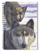 Woofies Spiral Notebook