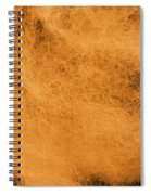 Wool Orange Spiral Notebook