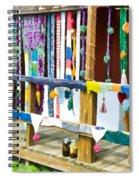 Wool Room 2 Spiral Notebook
