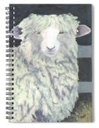 Wooly One Spiral Notebook
