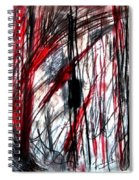 Words Spiral Notebook