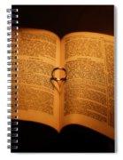 Words Cannot Describe Spiral Notebook