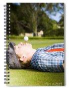 Work Life Balance Spiral Notebook