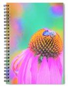 Working It Spiral Notebook