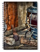 Working On The Railroad Spiral Notebook