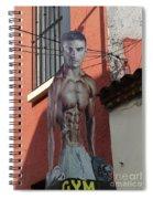 Workout Fail Spiral Notebook