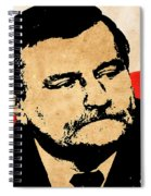 World Leaders 12 Spiral Notebook