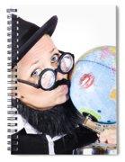 World Love Spiral Notebook