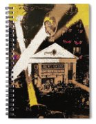 World Premiere Gone With The Wind Atlanta Georgia 1939-2008 Spiral Notebook