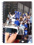 World Series Champions 2015 Spiral Notebook