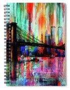 World Trade Center 01 Spiral Notebook