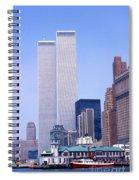 World Trade Center Spiral Notebook