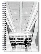 World Trade Center Transportation Hub, Lower Manhattan New York Spiral Notebook