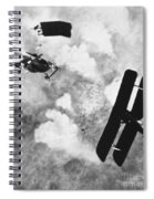 World War I: Aerial Combat Spiral Notebook