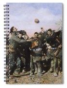 World War I: Armistice Spiral Notebook