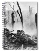 World War I: Battlefield Spiral Notebook