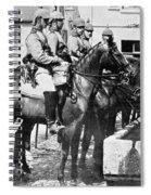 World War I: German Army Spiral Notebook