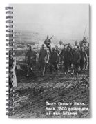 World War I: German Pows Spiral Notebook