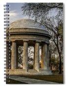 World War I Memorial Spiral Notebook