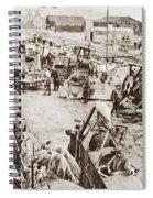World War I: Plane Repair Spiral Notebook