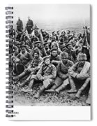 World War I: Prisoners Spiral Notebook