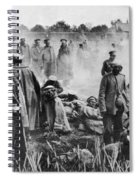 World War I: Russians 1914 Spiral Notebook