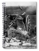 World War I: U.s. Artillery Spiral Notebook