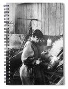 World War I: Women Workers Spiral Notebook