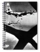 World War II B-29 1945 Spiral Notebook