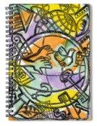 World Wide Web Spiral Notebook