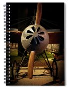 World's First 'fighter' Aircraft 1914 Spiral Notebook