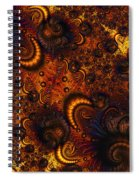 Worm Infestation Spiral Notebook