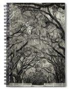 Wormesloe Historic Site Spiral Notebook