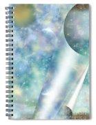 Wormhole Spiral Notebook