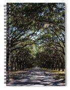 Wormsloe Avenue Spiral Notebook