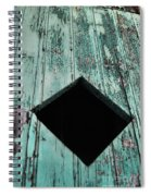 Worn2 Spiral Notebook