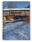 Worrall Covered Bridge Spiral Notebook