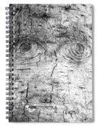 Worrisome Spiral Notebook