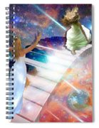 Worship In Spirit And In Truth Spiral Notebook